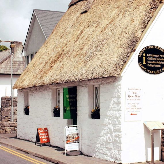 The Quiet Man Museum, Tours & Giftshop